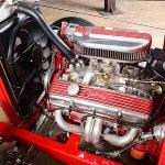 custom-ford-roadster-engine