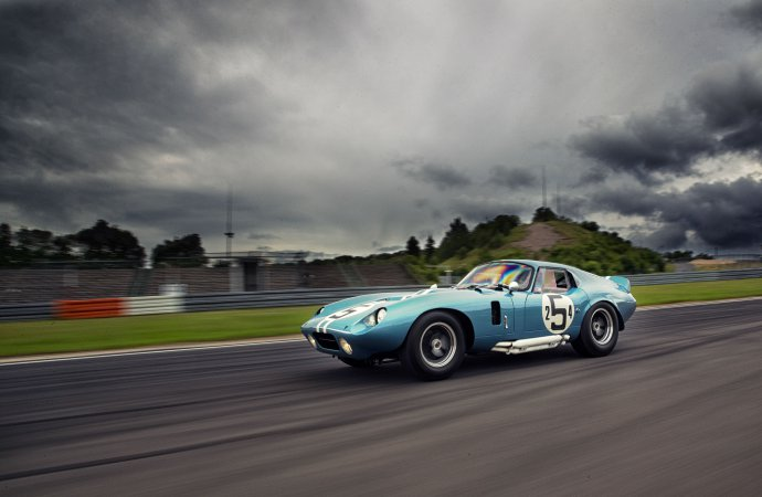 Shelby Daytona Coupe reborn, and even Peter Brock says these are faithful reproductions
