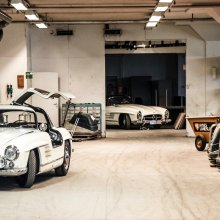 Artcurial adds Swedish dentist's 300 SL pair to Le Mans docket