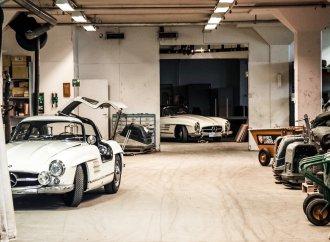 Artcurial adds Swedish dentist's 300 SL pair to Le Mans docket
