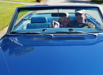 Father's Day: Dodge Dart connects three generations of family