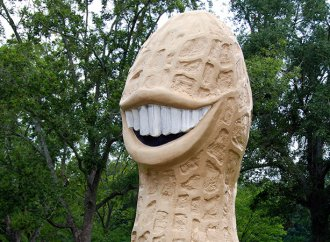 Can we stop? America's loaded with weird roadside attractions