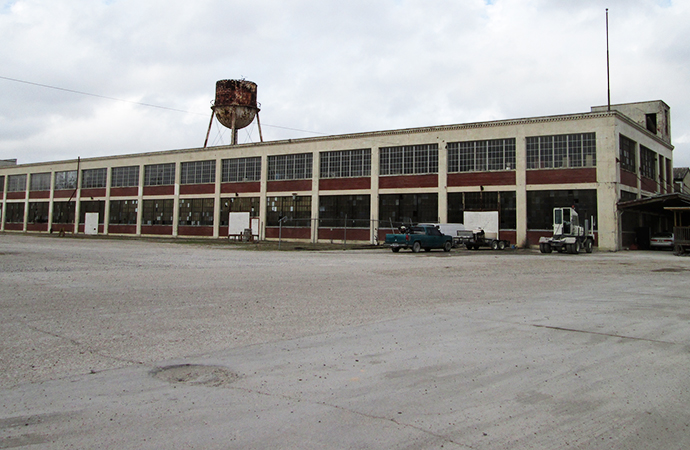 The former Ford plant is shown in this 2013 photo. | Flickr photo by Infrogmation cropped and color corrected under license CC by 2.0