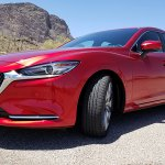 For its 2018 model, Mazda finally gave its 6 sedan the turbocharger it deserved and it's a blast to take on a weekend road trip. | Carter Nacke photo