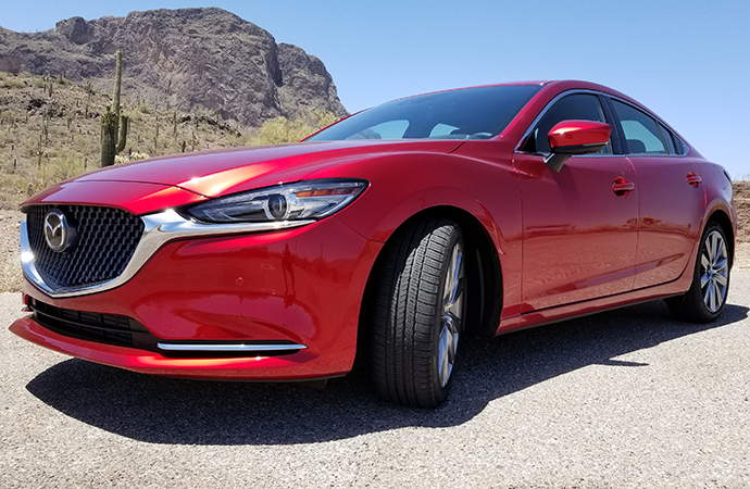 Turbo Mazda6 is powerful road trip gem enthusiasts should want
