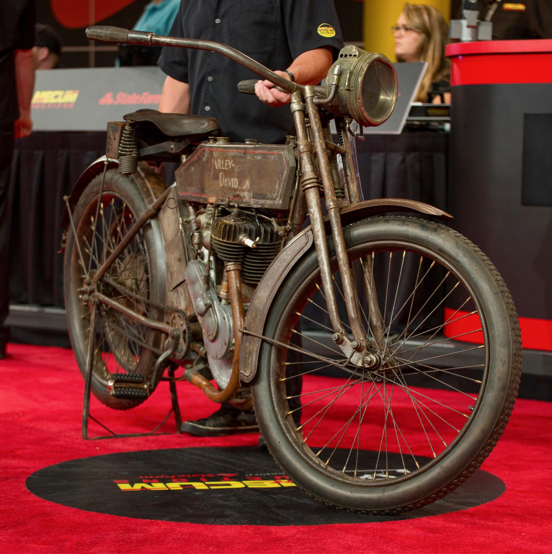 Motorcycle auction, Pre-war motorcycles top Mecum's Vegas auction, ClassicCars.com Journal