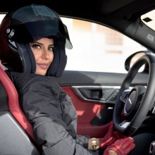 Jaguar, Saudi woman racer declare annual World Driving Day