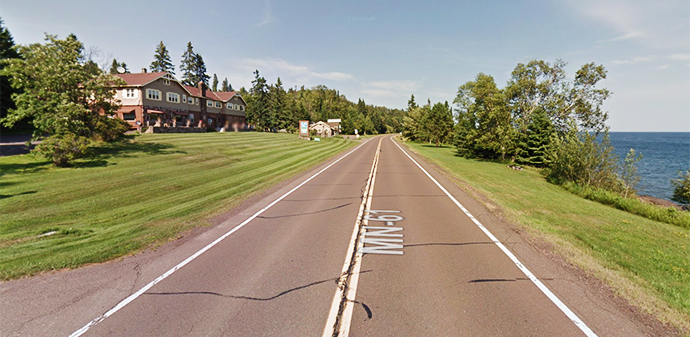 Minnesota Highway 61 | Google Maps photo