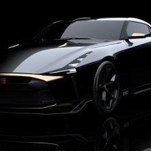 Nissan, Italdesign show one-off 50th anniversary GT-R