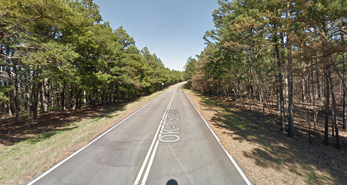 Talimena Scenic Drive in Oklahoma | Google Maps photo