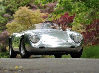 Crown-jewel Porsche 550A Spyder set for Mecum's Monterey sale