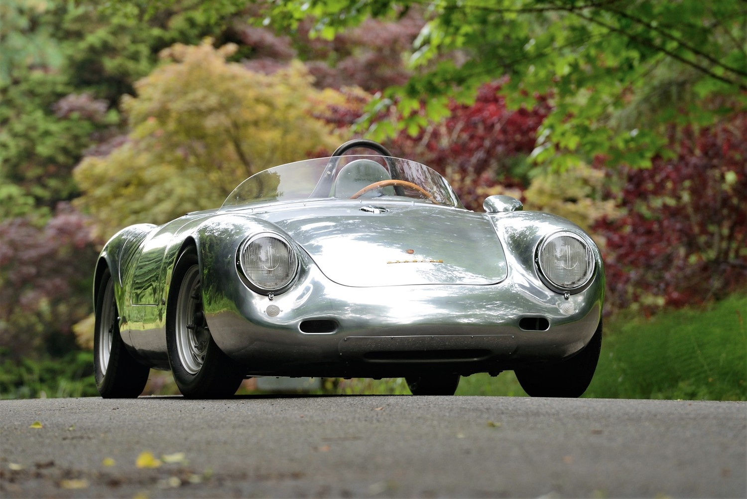 The Porsche 550A is one of 39 built | Mecum Auctions