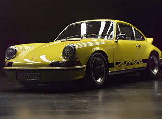 Porsche celebrates 70 years with video tribute