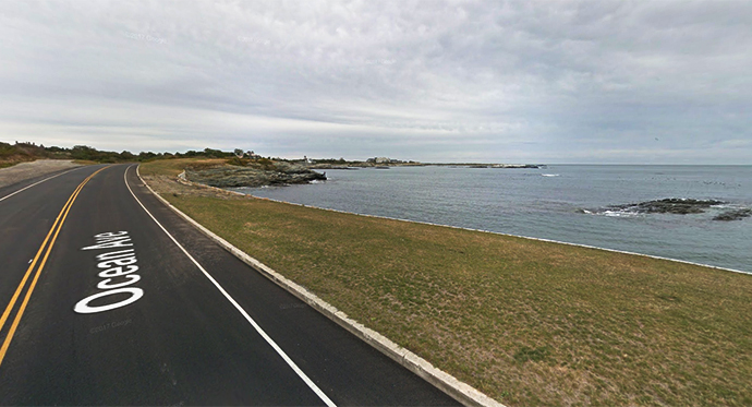 Rhode Island's Ocean Drive | Google Maps photo