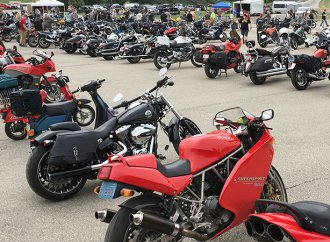 Classic motorcycles celebrated at Rockerbox, Vintage Motofest