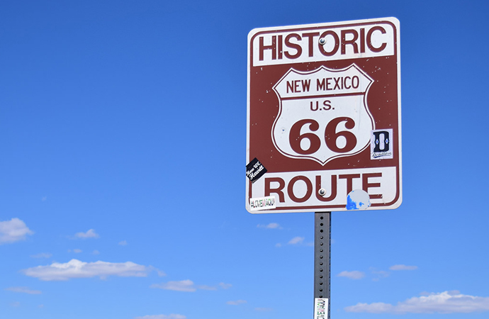 The National Trust for Historic Preservation added Route 66 to its annual list of America's most endangered historic places this week. | Flickr photo/Anja Rinsma