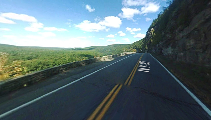 Route 97 in New York | Google Maps photo