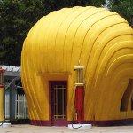 shell-station