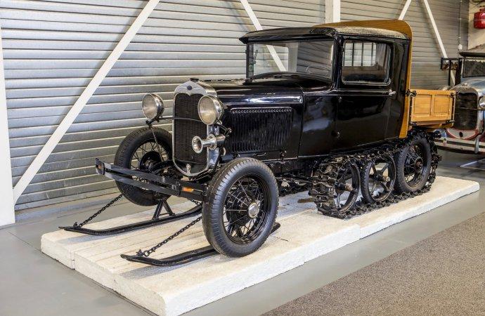Dutch Ford museum sale exceeds $7 million