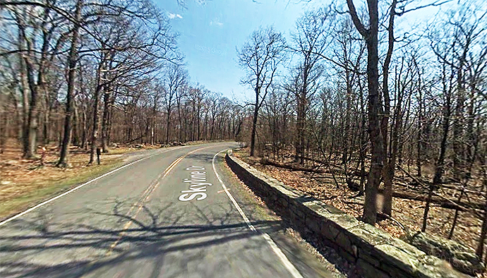 Skyline Drive in Virginia | Google Maps photo