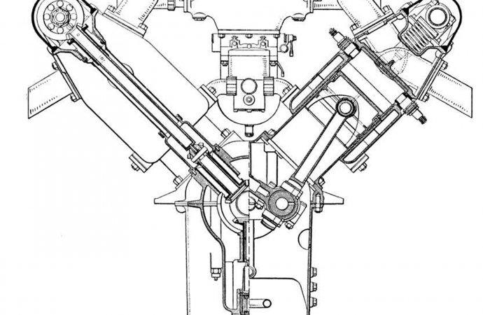 Cadillac Deville Motor Part Diagram