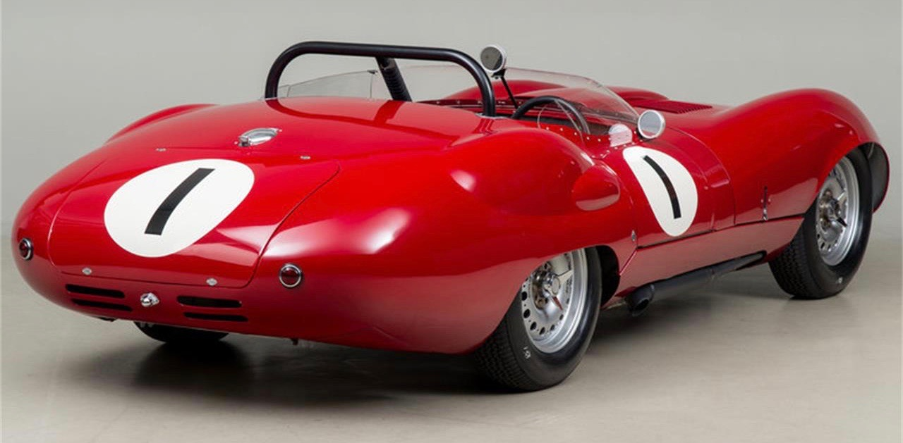 1959 Lister Chevrolet-Costin, Vintage racer by Brian Lister and Frank Costin, ClassicCars.com Journal