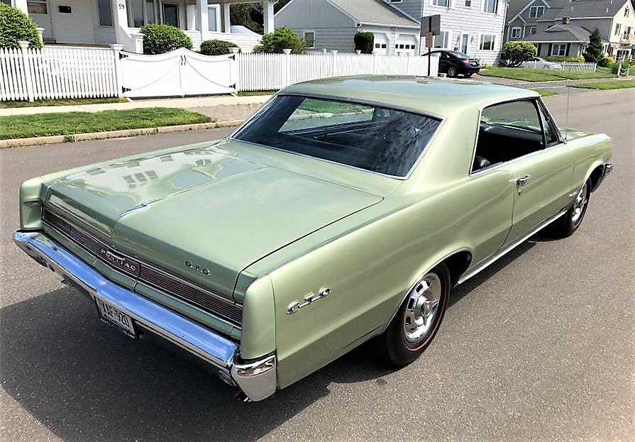 1964 Pontiac Gto The Muscle Car That Started The Entire Craze