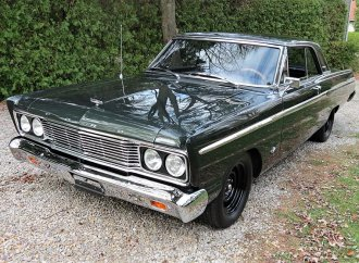 Street sleeper 1965 Ford Fairlane