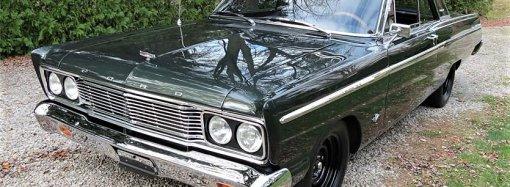 Street sleeper 1965 Ford Fairlane