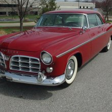 Early muscle: 1956 Chrysler 300B