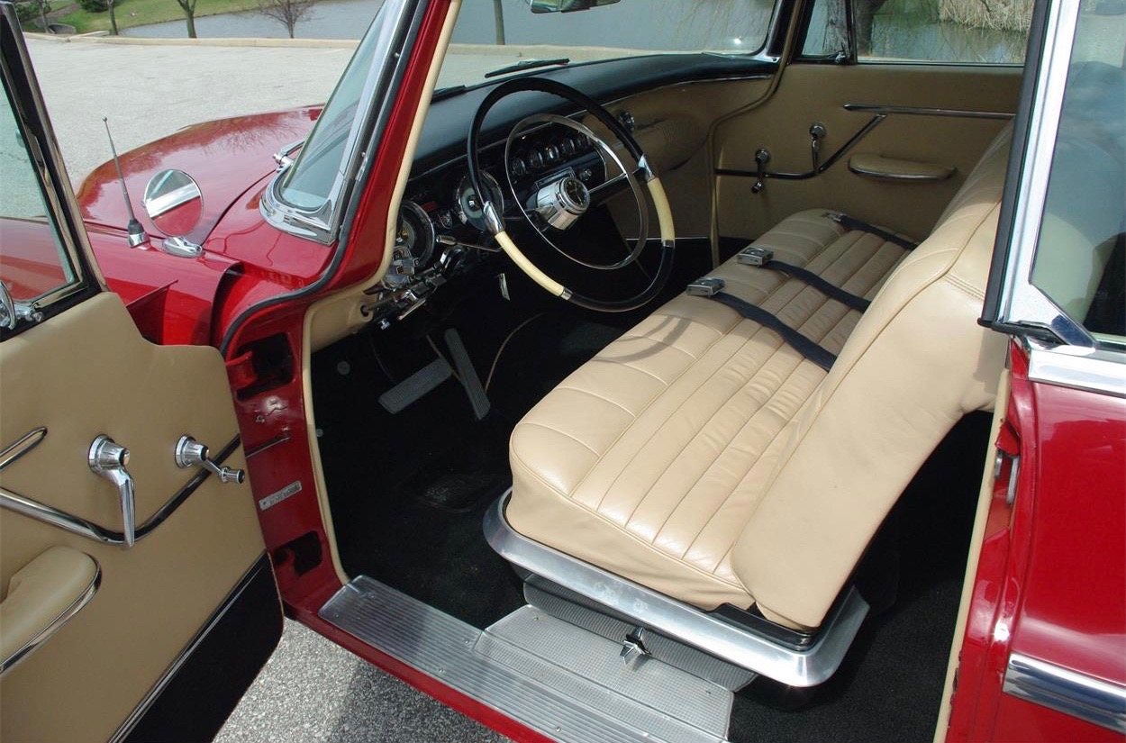 Muscle car, Early muscle: 1956 Chrysler 300B, ClassicCars.com Journal