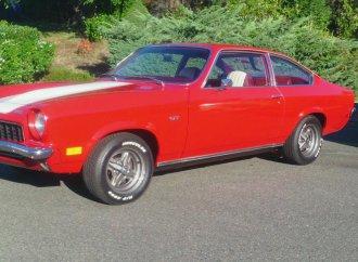 Family favorite: 1973 Chevy Vega GT