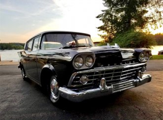Souped-up Rambler can rumble