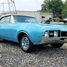 Classic Oldsmobile 442 for Sale on ClassicCars com on ClassicCars com