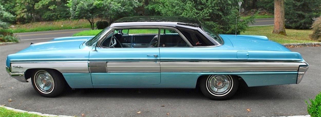 1962 Oldsmobile, Family-owned '62 Olds Starfire coupe, ClassicCars.com Journal
