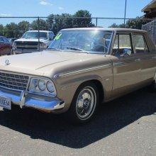 Concours Cruiser? 1964 Studebaker Lark