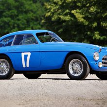 Gooding offers Ferrari timeline at Pebble Beach