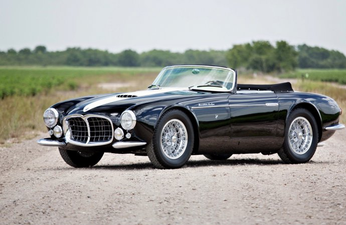 Specially bodied Italian sports cars spice Gooding's Pebble Beach docket
