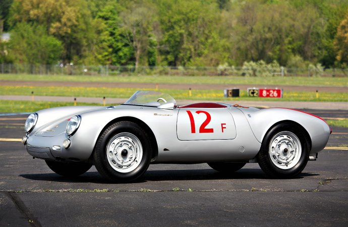 Porsche Spyders highlighted at Gooding's Pebble Beach auction