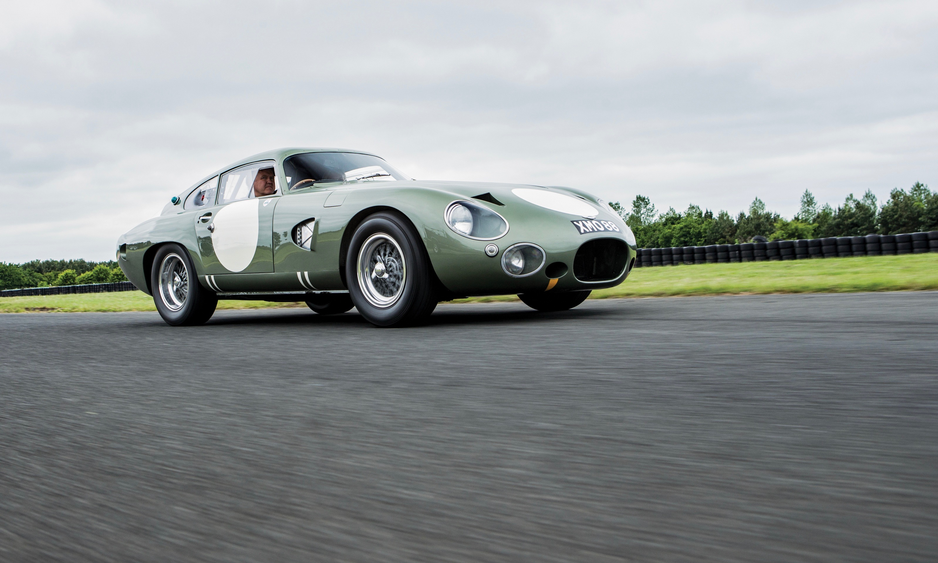 Monterey auctions, Record-breaking 1963 Aston Martin Le Mans racer joins RM Sotheby's Monterey docket, ClassicCars.com Journal