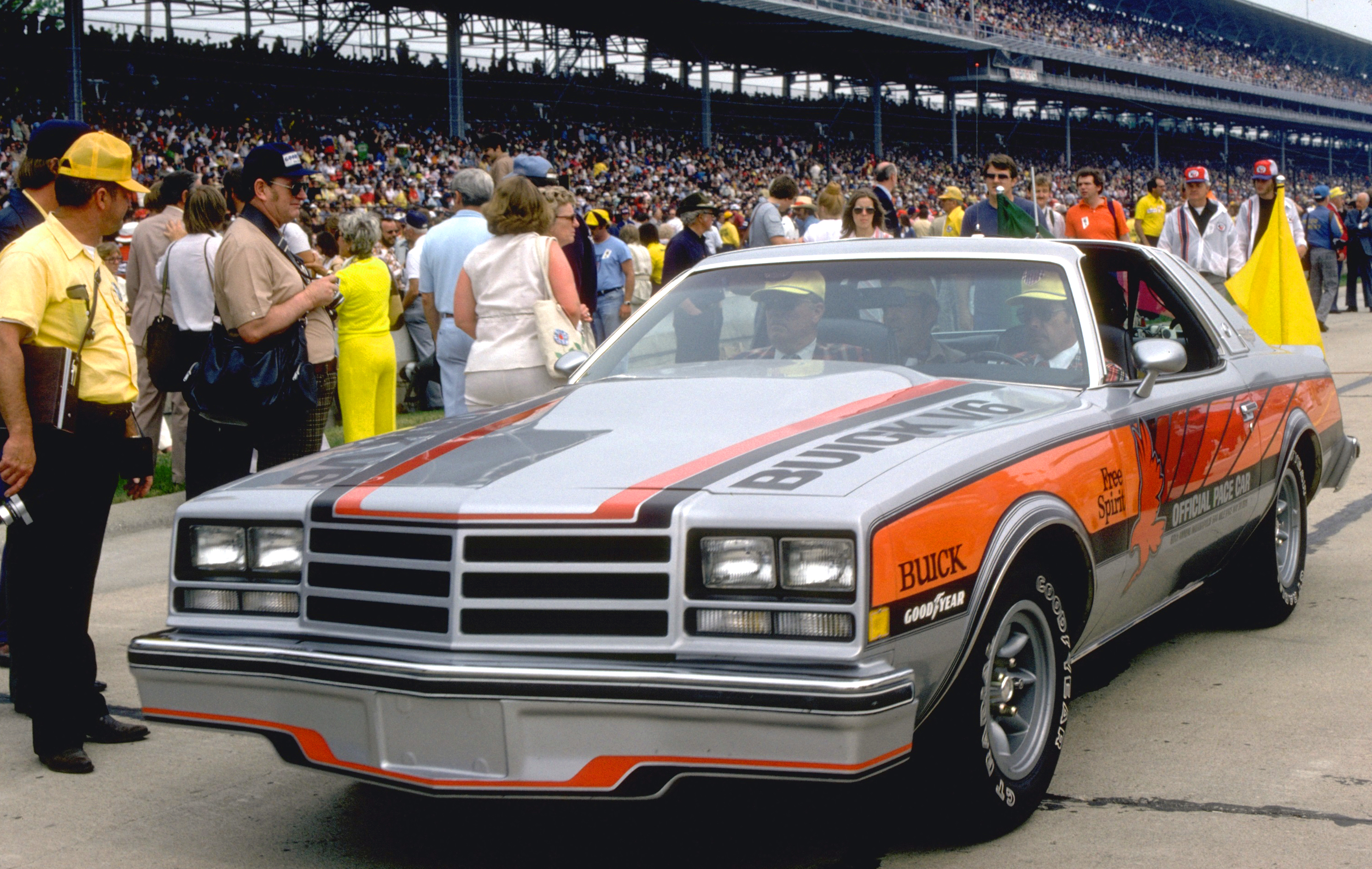 Buick led a short-lived muscle car renaissance in the \'70s and \'80s