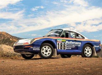 Original Porsche 959 rally racer in RM Sotheby's Atlanta auction