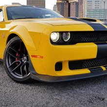 Dodge Hellcat balances over-the-top American muscle, practicality