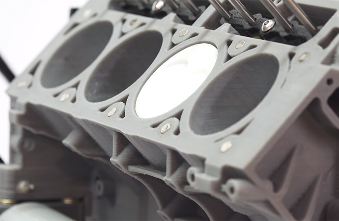 The pushrod engine may be behind the times in terms of technology, but there are at least five good reasons why it continues to exist. | Screenshot