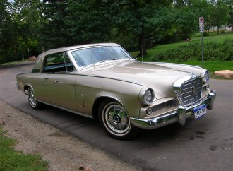 Last of the breed: 1964 Studebaker GT Hawk