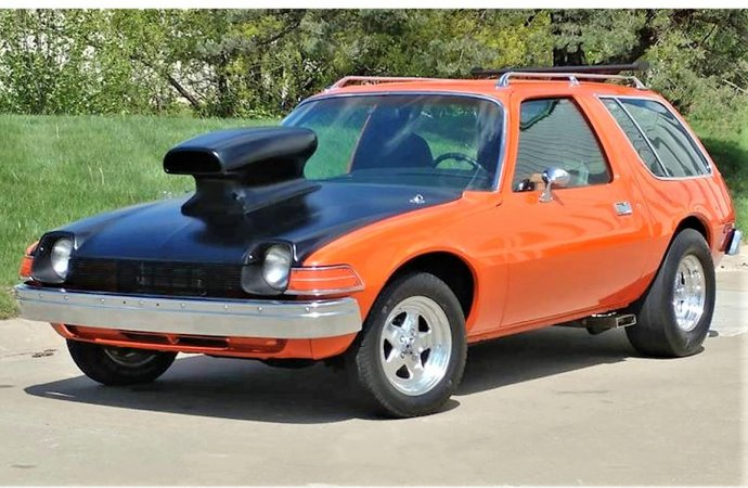 1977 AMC Pacer racer that's ready for some track-time fun