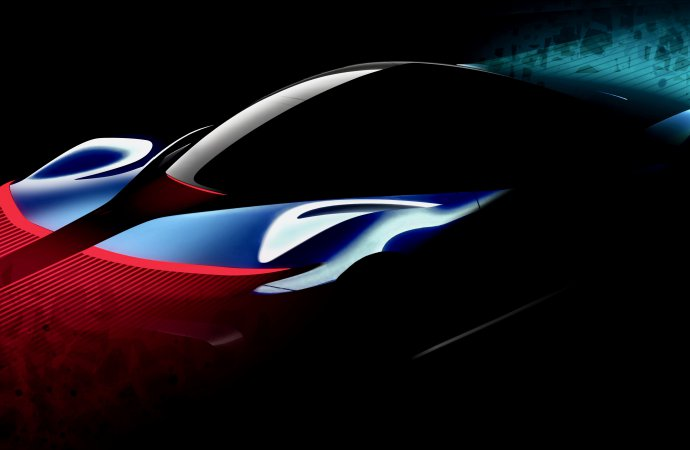 Pininfarina reveals sketches, adds racer Heidfeld to development team