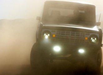 Icon puts original Ford Bronco back into production