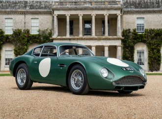 Records set at Bonhams Goodwood auction