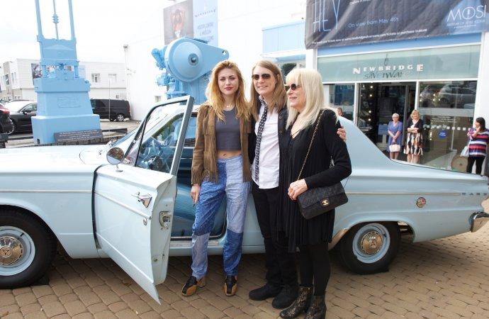 What Car Did Kurt Cobain Drive